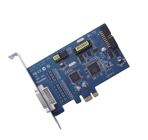 Geovision GV800/4 PCI - GeoVision GV-800