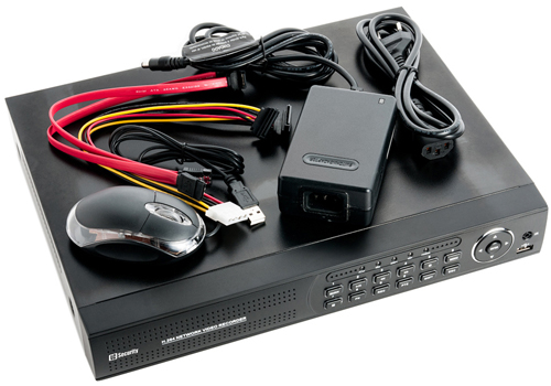 LC-4000NVR - Rejestratory sieciowe ip