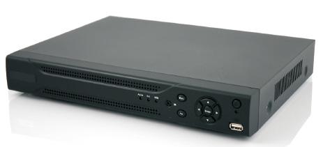 LC-DVR-0404LE-AN - Rejestratory 4-kanałowe