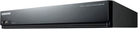 SRD-440 bez dysku - Rejestratory 4-kanałowe