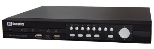 LC-4004 - Rejestratory 4-kanałowe