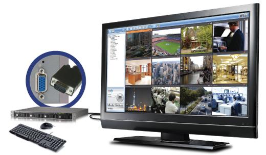 QNAP VS-4008U-RP Pro - Rejestratory sieciowe ip