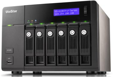 QNAP VS-6112PRO+ - Rejestratory sieciowe ip